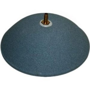 "6"" 15cm Dome High Output Sintered Airstone"