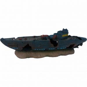 Submarine Aquarium Ornament