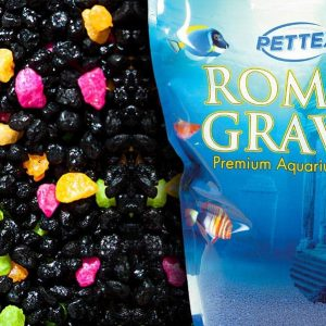 Aquatic Midnight Neon Mix 4.4lb Aquarium Gravel