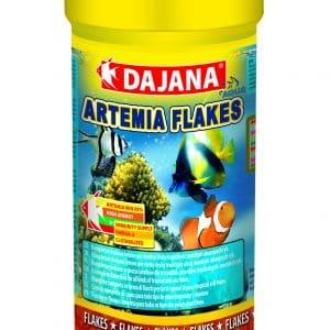 Artemia Flakes 3.4 Fl Oz 100ml 20g