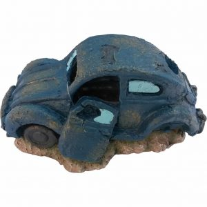 VW Beetle Aquarium Ornament