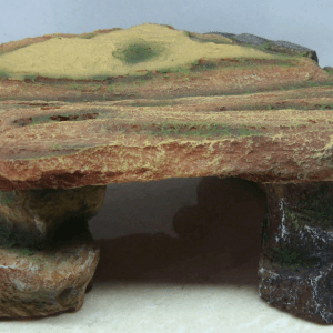 Rock Ledge Formation Aquarium Decoration