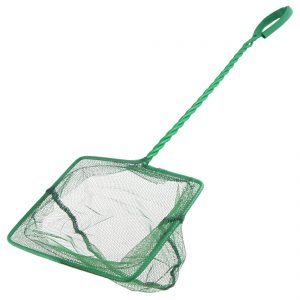 Aquarium Fish Net 8'' Square
