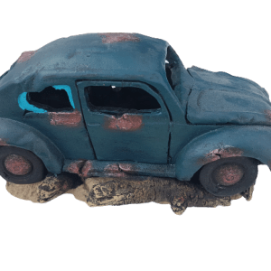 Large VW Beetle Aquarium Ornament