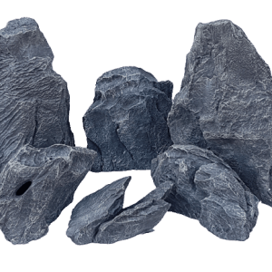 6 Piece Rock Set