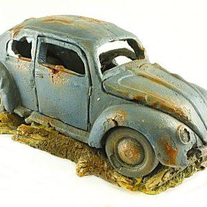 Large VW Beetle Aquarium Ornament