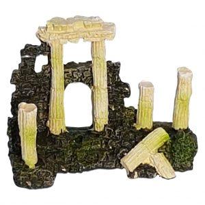 Roman Columns Ruin Ornament
