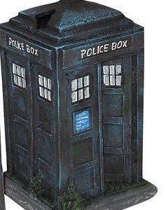 Police Box Aquarium Ornament