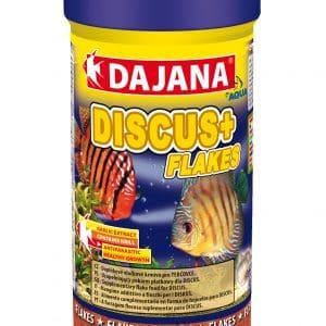 Discus Plus Flakes Food 8.4 Fl Oz 250ml 50g