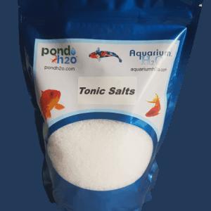 Aquarium H2o Tonic Salts Water Conditioner 3.3 lb 1500 Gram
