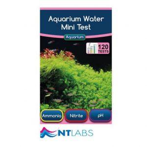 NT Labs Aquarium Water Mini Test